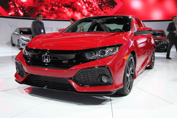 Honda Civic Si and Honda CR-V: LA Auto Show featured image large thumb0