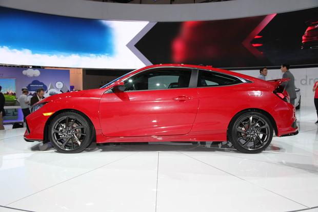 Honda Civic Si and Honda CR-V: LA Auto Show featured image large thumb1