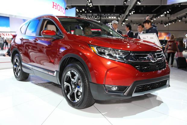 Honda Civic Si and Honda CR-V: LA Auto Show featured image large thumb8