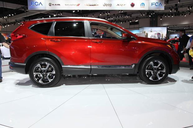 Honda Civic Si and Honda CR-V: LA Auto Show featured image large thumb9