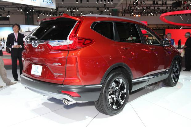 Honda Civic Si and Honda CR-V: LA Auto Show featured image large thumb10