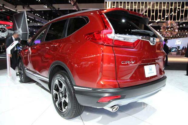 Honda Civic Si and Honda CR-V: LA Auto Show featured image large thumb14