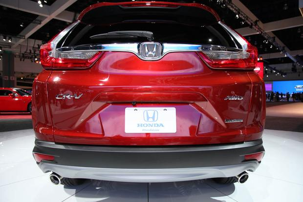 Honda Civic Si and Honda CR-V: LA Auto Show featured image large thumb15