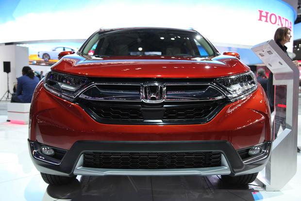Honda Civic Si and Honda CR-V: LA Auto Show featured image large thumb17