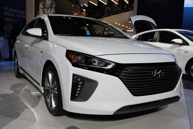 Hyundai Autonomous Ioniq Concept: LA Auto Show