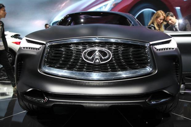 Infiniti QX Sport Inspiration Concept: LA Auto Show