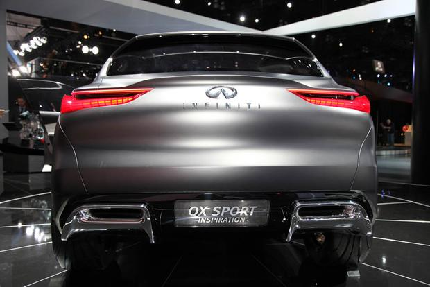 Infiniti QX Sport Inspiration Concept: LA Auto Show featured image large thumb6
