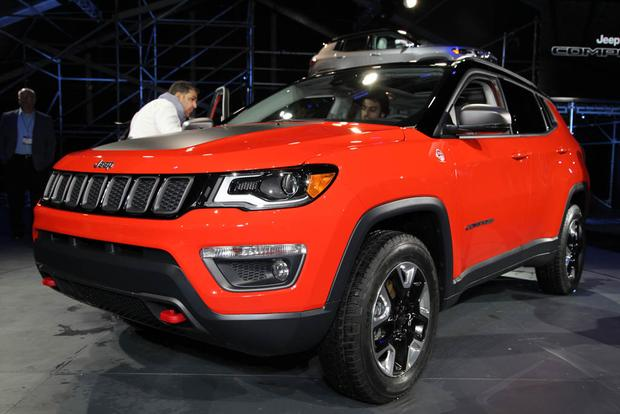 2017 Jeep Compass and 2017 Jeep Renegade: LA Auto Show featured image large thumb0