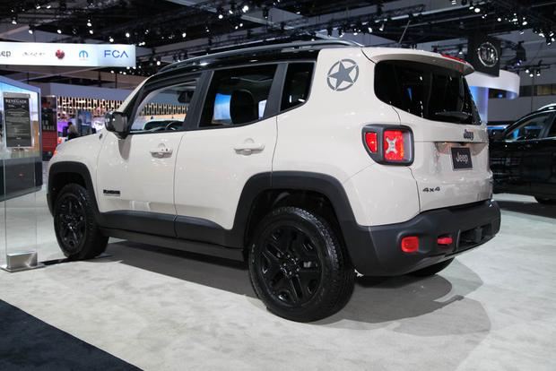 2017 Jeep Compass and 2017 Jeep Renegade: LA Auto Show featured image large thumb9