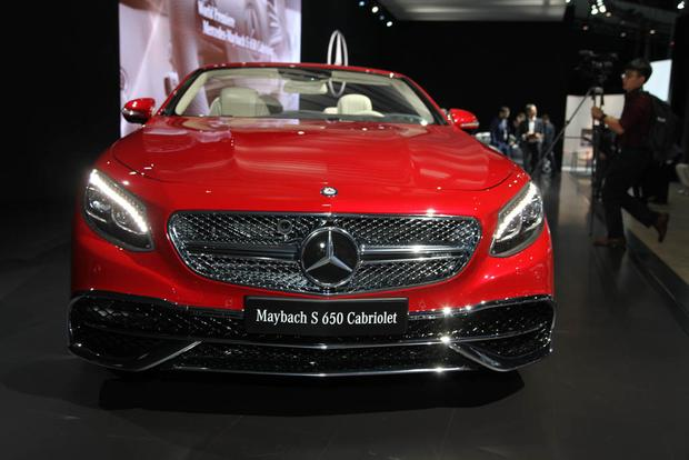 2017 Mercedes-Maybach S650 Cabriolet (And More!): LA Auto Show featured image large thumb1