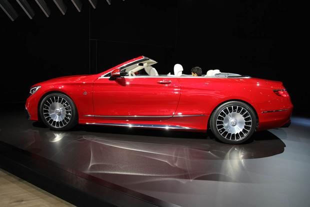2017 Mercedes-Maybach S650 Cabriolet (And More!): LA Auto Show featured image large thumb2