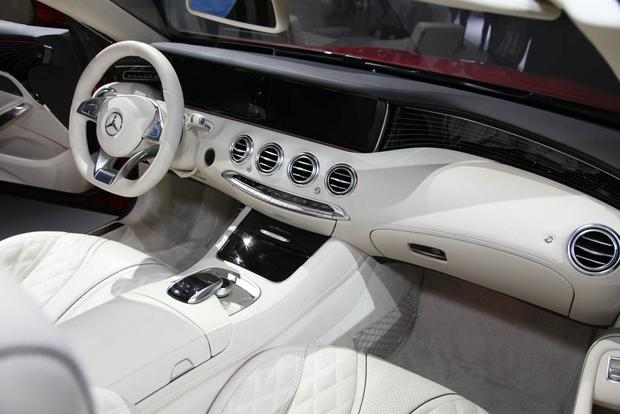 2017 Mercedes-Maybach S650 Cabriolet (And More!): LA Auto Show featured image large thumb7