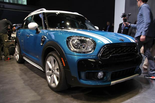 2017 MINI Countryman: LA Auto Show