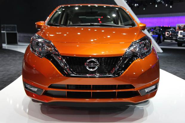 2017 Nissan Versa Note and Nissan Sentra NISMO: LA Auto Show featured image large thumb1