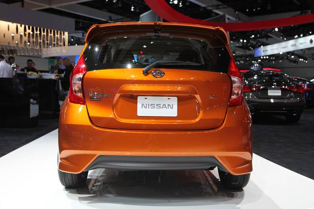 2017 Nissan Versa Note and Nissan Sentra NISMO: LA Auto Show featured image large thumb4
