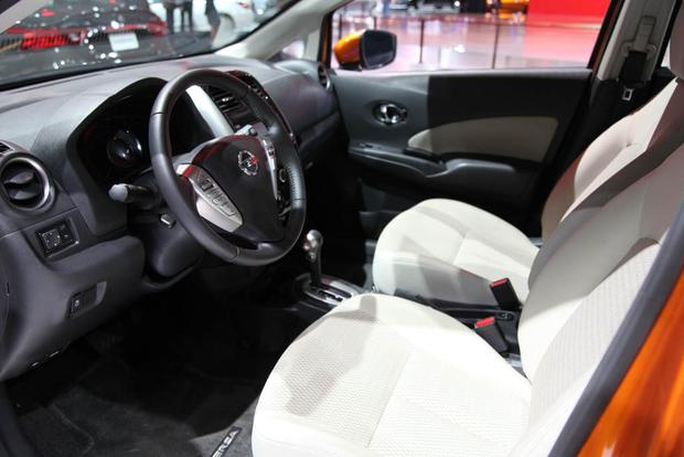 2017 Nissan Versa Note and Nissan Sentra NISMO: LA Auto Show featured image large thumb7