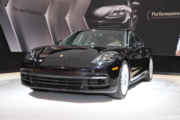 Porsche Panamera and Panamera Executive: LA Auto Show featured image large thumb9
