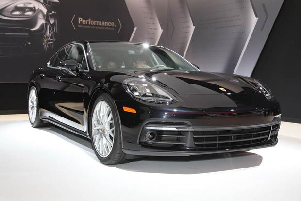 Porsche Panamera and Panamera Executive: LA Auto Show featured image large thumb10
