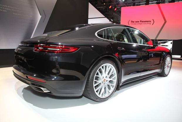 Porsche Panamera and Panamera Executive: LA Auto Show featured image large thumb11