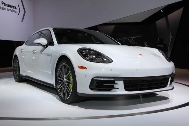 Porsche Panamera and Panamera Executive: LA Auto Show