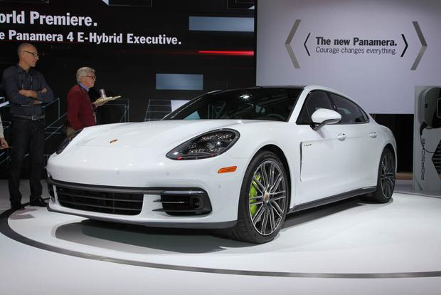 Porsche Panamera and Panamera Executive: LA Auto Show featured image large thumb3