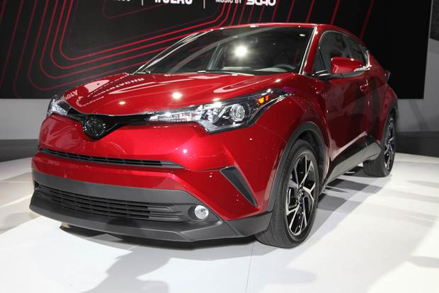 2018 Toyota C-HR: LA Auto Show