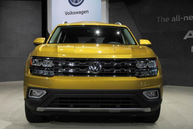 2018 Volkswagen Atlas: LA Auto Show