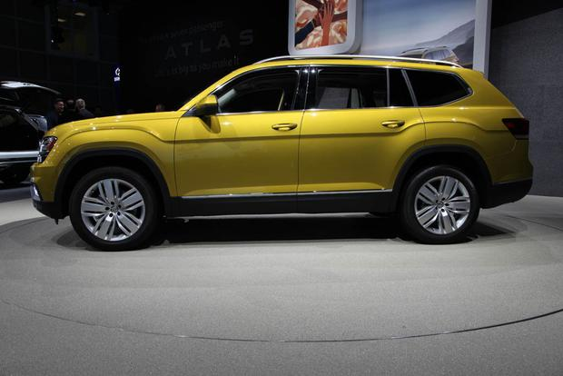2018 Volkswagen Atlas: LA Auto Show featured image large thumb2