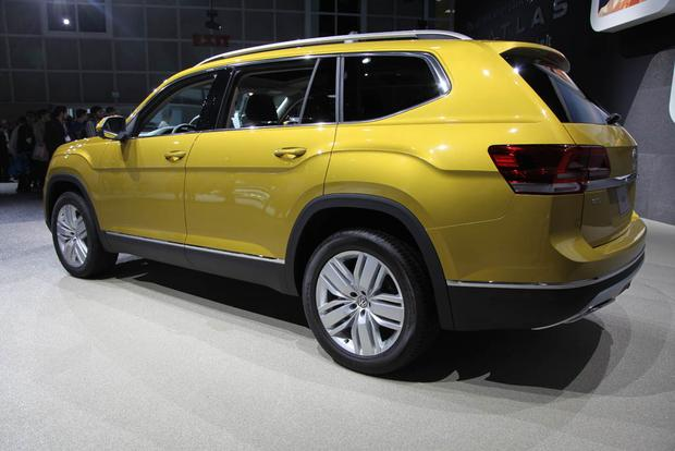 2018 Volkswagen Atlas: LA Auto Show featured image large thumb3