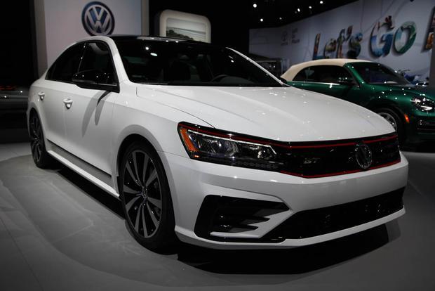 Volkswagen Passat GT Concept: LA Auto Show