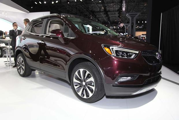 2017 Buick Encore: New York Auto Show featured image large thumb1