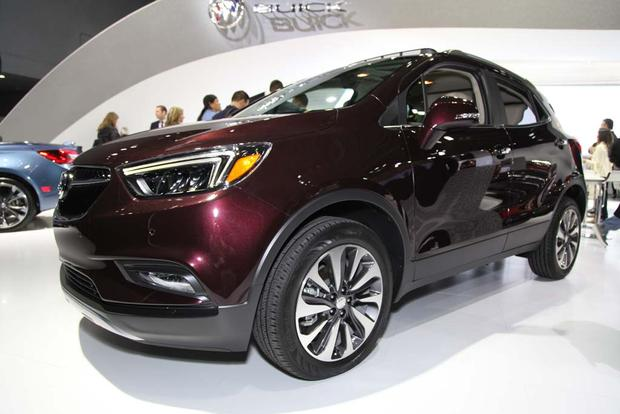 2017 Buick Encore: New York Auto Show featured image large thumb2