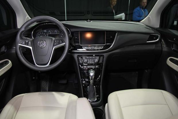 2017 Buick Encore: New York Auto Show featured image large thumb7
