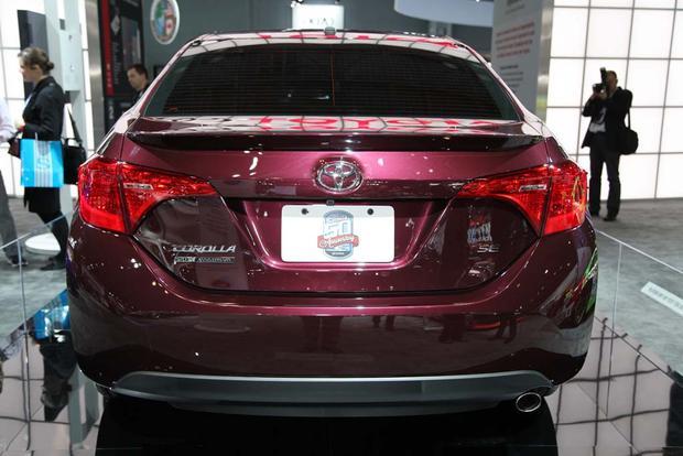 2017 Toyota Corolla: New York Auto Show - Autotrader