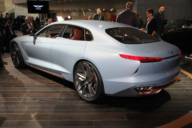 Genesis New York Concept: New York Auto Show featured image large thumb1