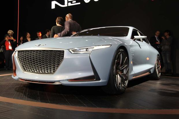 Genesis New York Concept: New York Auto Show featured image large thumb0