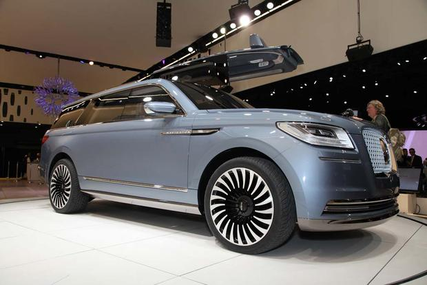 Lincoln Navigator Concept: New York Auto Show featured image large thumb1