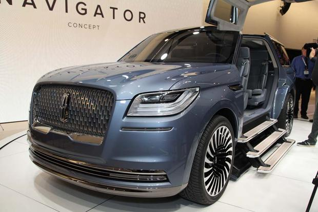 Lincoln Navigator Concept New York Auto Show Featured Image Large Thumb0