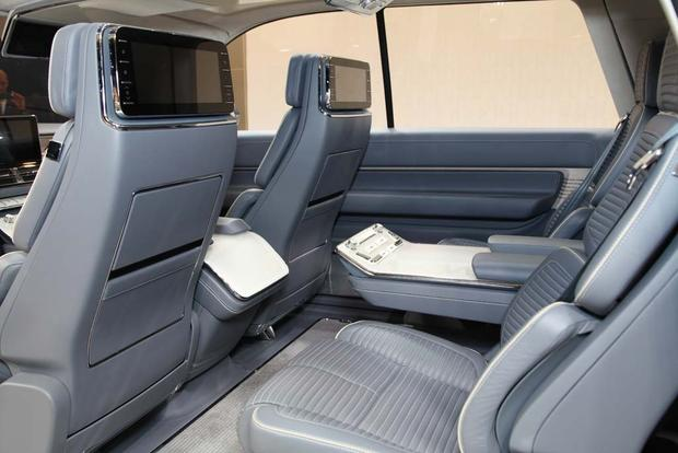 Lincoln Navigator Concept: New York Auto Show featured image large thumb7
