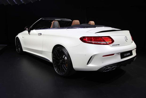 2017 Mercedes-AMG C63 Cabriolet: New York Auto Show featured image large thumb6