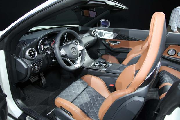 2017 Mercedes-AMG C63 Cabriolet: New York Auto Show featured image large thumb7