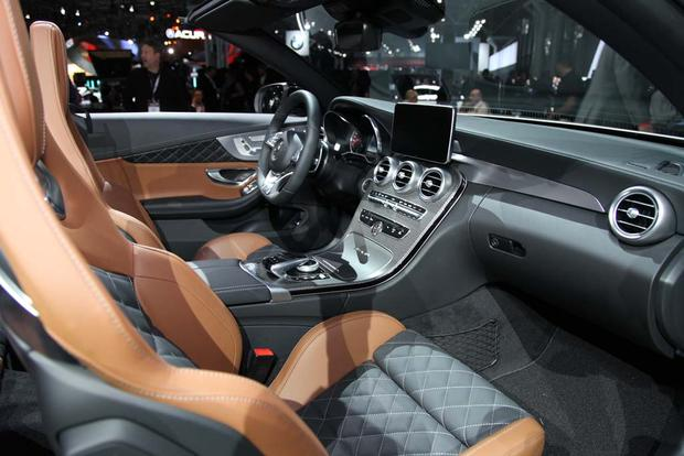 2017 Mercedes-AMG C63 Cabriolet: New York Auto Show featured image large thumb9