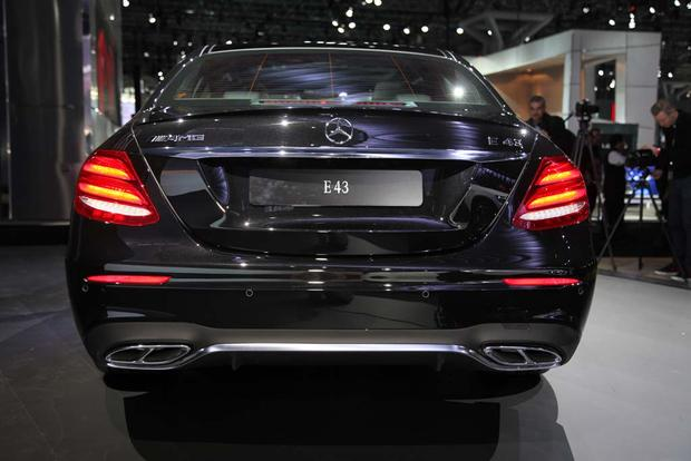 2017 Mercedes-AMG C63 Cabriolet: New York Auto Show featured image large thumb14