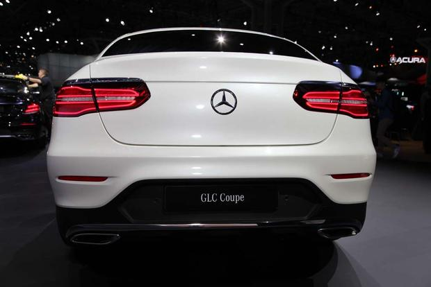 2017 Mercedes-Benz GLC-Class Coupe: New York Auto Show featured image large thumb3