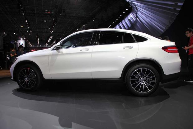 2017 Mercedes-Benz GLC-Class Coupe: New York Auto Show featured image large thumb4