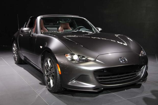 2017 Mazda MX-5 Miata RF: New York Auto Show featured image large thumb0
