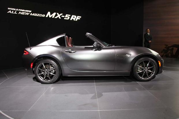 2017 Mazda MX-5 Miata RF: New York Auto Show featured image large thumb5