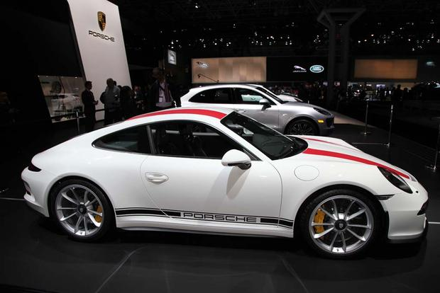 2016 Porsche 911 R and 2017 Porsche 718 Boxster and Macan: New York Auto Show featured image large thumb2