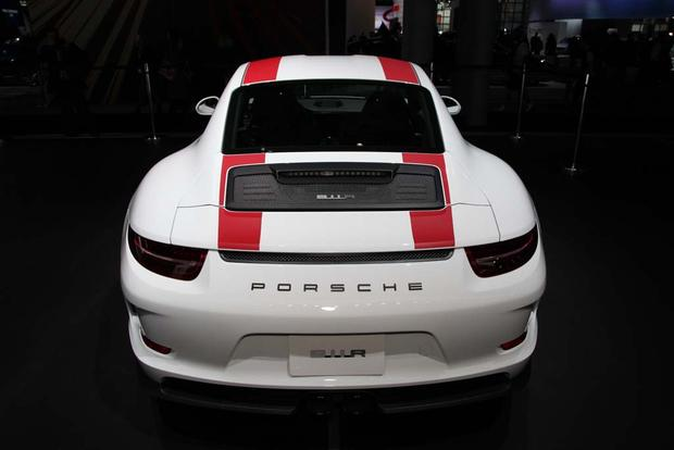 2016 Porsche 911 R and 2017 Porsche 718 Boxster and Macan: New York Auto Show featured image large thumb4