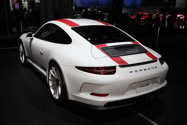2016 Porsche 911 R and 2017 Porsche 718 Boxster and Macan: New York Auto Show featured image large thumb5